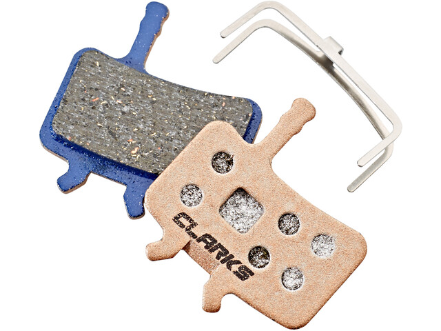 Clarks Semi-Metallic Disc Brake Pads Avid Juicy